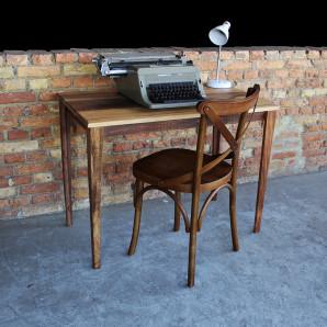 Escrivaninha em Madeira de demolição Maciça 1,00 m Natural 03