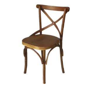 Cadeira em Madeira Cross - Imbuia