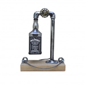 Luminária Industrial Tubo Jack